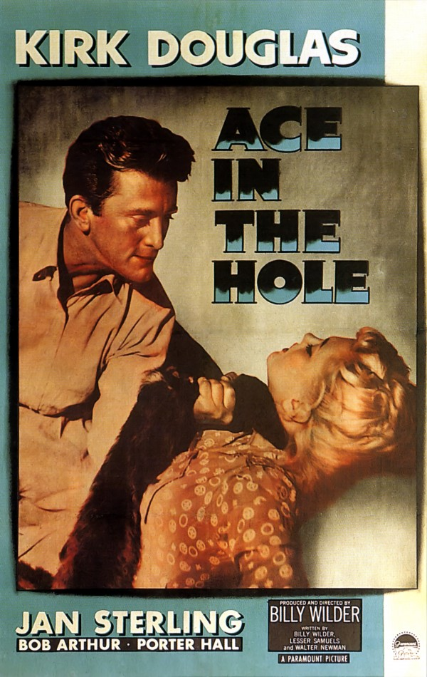 ace in the hole billy wilder noir